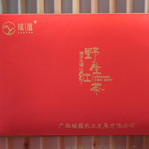 瑶蕴醇韵野生红茶