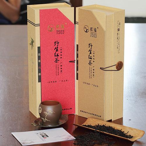 瑶蕴蜜韵野生红茶