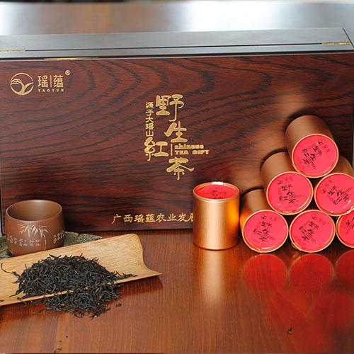 瑶蕴臻品野生红茶
