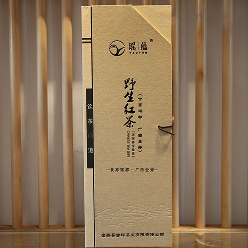 江苏瑶蕴蜜韵野生红茶