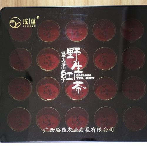 江苏瑶蕴臻品野生红茶