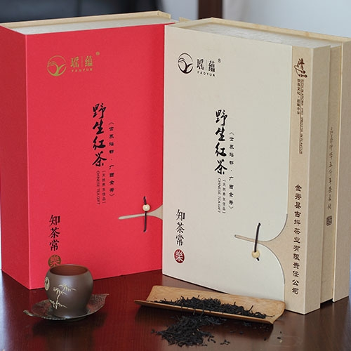 江苏瑶蕴1314老味道野生红茶
